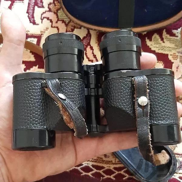 دوربین دو چشم قدیمی ۲۴×۶ اصل روسی