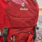 کوله پشتی دیوتر Deuter مدل Aircontact pro 50+15