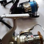 چوب و چرخ ماهیگیری
