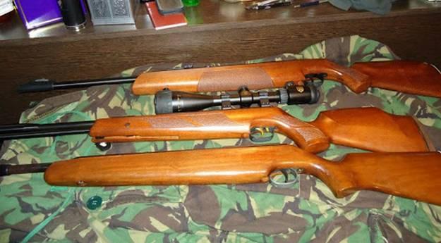 تفنگهای بادی رنجر 125