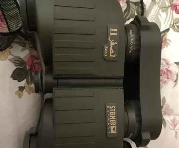 دوربین شکاری steiner اصل المان