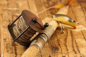 تاریخچه چوب ماهیگیری