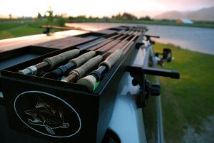 جعبه چوب ماهیگیری