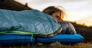 کیسه خواب تابستانی