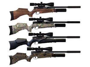 انواع تفنگ ساچمه ای