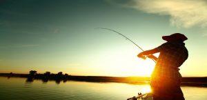 ماهیگیری ساحلی