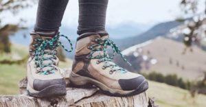ویژگیهای کفش کوهنوردی زنانه استاندارد