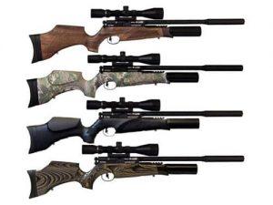 انواع تفنگ بادی دسته دوم و مزایای آنها
