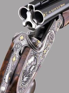 مکانیسم مسلح شدن تفنگ ساچمه ای