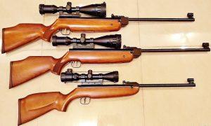 لوازم جانبی تفنگ های بادی