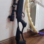 تفنگ هاتسان ۵/۵ ترکیه ای