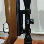 تفنگ بادی با دوربین
