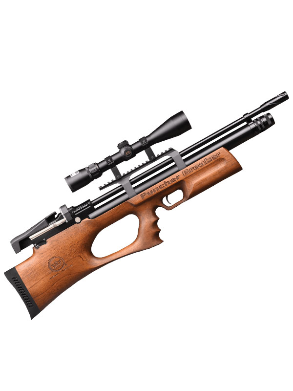 تفنگ بادی pcp کرال ترک