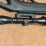 تفنگ بادی گاما ۴/۵ ویسپر ایکس با دوربین گاما و کاور تفنگ