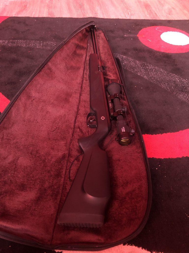 تفنگ بادی نوریکا