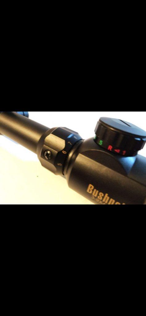 دوربین تفنگ بادی المانی